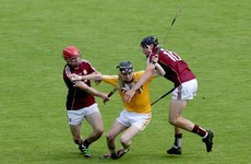 Holders Galway steamroll Antrim to book place in All-Ireland minor hurling quarters