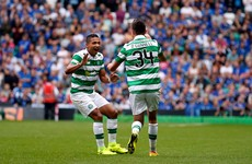 Trademark Mahrez stunner cancelled out by Celtic's Irish youngster O'Connell