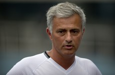 China chaos has Mourinho pining for home comforts