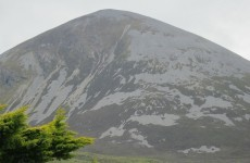 Man dies after fall on Croagh Patrick