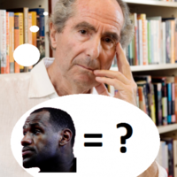 For all Philip Roth knows, LeBron James is some sort of hat