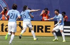 Irish-qualified MLS midfielder scores cracker in New York Derby