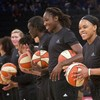 WNBA reverses penalties against players who showed support for shooting victims