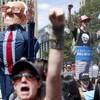Democratic National Convention kicks off in Philadelphia with huge protests