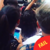 This Beyoncé fan hilariously freaked out at a woman playing Pokémon Go during her gig