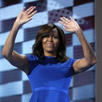 WATCH: Michelle Obama wows Democratic Convention crowds with hard-hitting speech