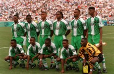 'Hotel staff refused to launder our jerseys because of AIDS stories': Nigeria's Olympic gold