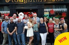 This pub in Carlow threw an actual Christmas party over the weekend
