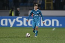 It may be the Kazakhstan Premier League but this is ridiculous stuff from Andrey Arshavin