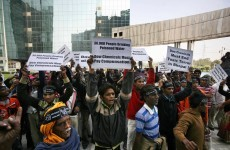 Indian minister calls for Olympic boycott