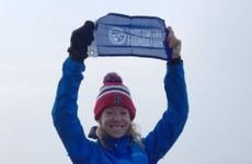 Woman who lost leg in Boston Marathon bombing climbs 19,000ft mountain