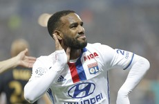 Lyon confirm they've rejected €35m Arsenal bid for Lacazette and today's transfer gossip