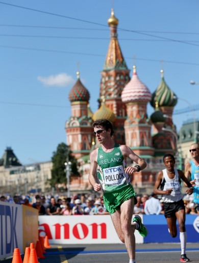 Meet Ireland's Olympic Team: Paul Pollock
