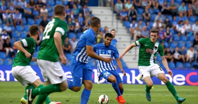 As it happened: KRC Genk v Cork City, Europa League third qualifying round first leg