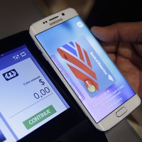 You won't be paying for your shopping with your phone anytime soon