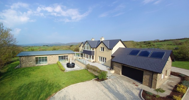 Fancy a dip? This West Cork home comes with its own indoor pool