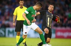 Cork City midfielder relishing 'chances that you wouldn't get in England'