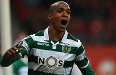 Joao Mario's father claims Liverpool have had a €40m bid rejected by Sporting