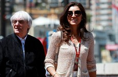 F1 boss Bernie Ecclestone's mother-in-law 'kidnapped and held for €33 million'