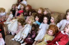 Viewers of RTÉ's The Collectors were heartbroken by this lovely doll-collector from Meath