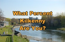 What Percent Kilkenny Are You?