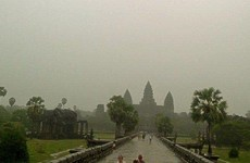 My Best Road Trip: A wet and wild adventure to Angkor Wat