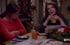 Amy Schumer is just as excited about the new Gilmore Girls trailer as you are
