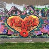 A Wicklow artist has responded to the Repeal controversy with a mural of his own
