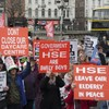 In pictures: unions lead march against austerity in Dublin