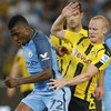 Penalty shootout drama against Dortmund sees Guardiola pick up first win as Man City boss