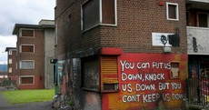 PHOTOS: O'Devaney Gardens before its last flats are demolished