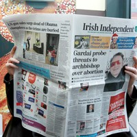 'The question of media ownership is important whether it's Rupert Murdoch or Denis O'Brien'