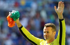 Shay Given retires from international football for the second time