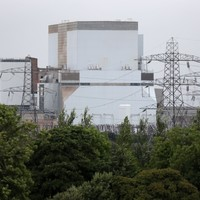 A new nuclear power station will be built 250 km from the Irish coast