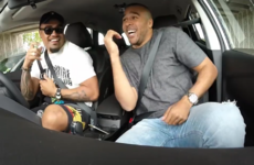 Munster pair Simon Zebo and Francis Saili throw shapes in their own Carpool Karaoke