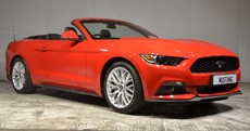 Dream car of the week: Ford Mustang Convertible