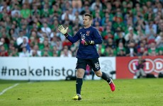 'One of the best goalkeepers ever to don an Ireland shirt' - O'Neill hails retiring Given
