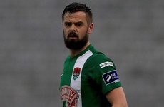 Cork City's captain is a target for the Swedish club they just dumped out of the Europa League