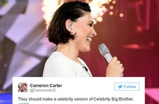 Every single person seemed to make the same joke about Celebrity Big Brother