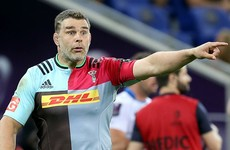 Record-setting Nick Easter retires to focus on coaching 'Quins