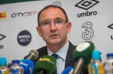 Martin O'Neill is planning a trip to Dundalk and Cork's big European nights