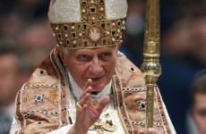 Pope says sex abuse is 'a scourge which affects every level of society'