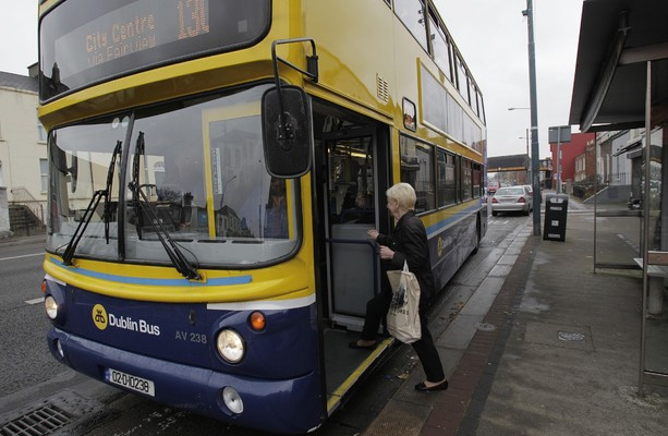 Dublin Bus Drivers Reject 8 25 Pay