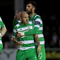 Gary McCabe gets frustrated Shamrock Rovers out of jail