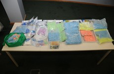 Over €440,000 worth of ecstasy and cocaine seized after men stopped in Dublin city centre
