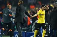 Klopp: I didn't want Mkhitaryan anyway