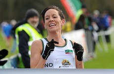 At 38, 4 years after her first competitive marathon, Breege Connolly is set for the Olympics