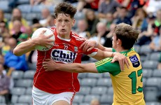 Donegal second-half comeback sees off 14-man Cork in All-Ireland quarter-final