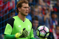 Blow for Liverpool as new goalkeeper to miss start of the season after breaking his hand