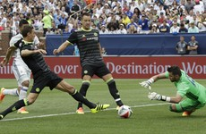 Real Madrid stroll to victory over Chelsea in front of 100,000 fans